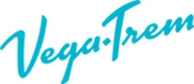 logotipo de vega-trem del cual el amir es endorser