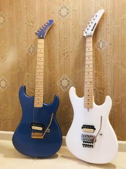 guitarras kramer de el amir modelos baretta y the-84